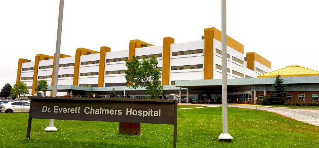 Profil: l'Hôpital régional Dr Everett Chalmers